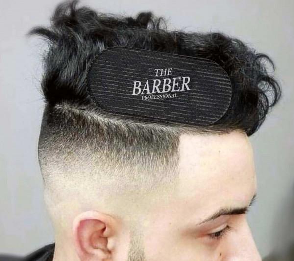 Haarspange für Barbiere