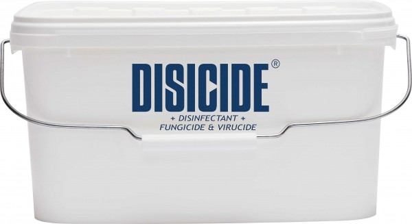 Disicide Desinfektions Behälter Eimer, 4 Liter