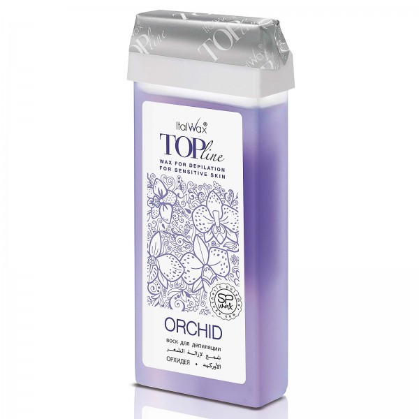 Wachspatrone Italwax, Top Line Orchid, 100 ml