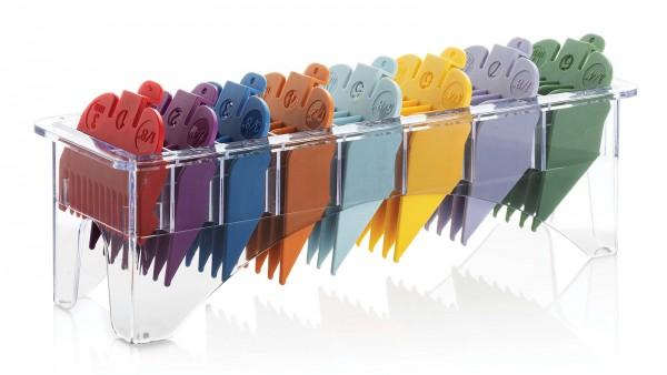 8 x Kammaufsätzen für Haarschneidemaschine