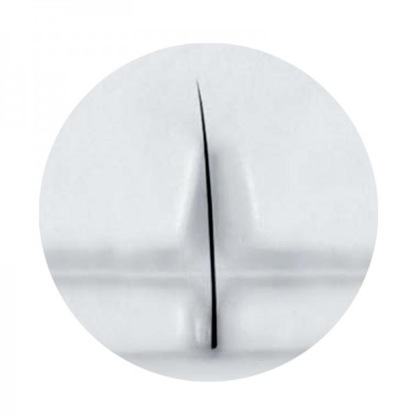 Einzelne Wimpern Extension 10 mm, Künstliche Wimpern