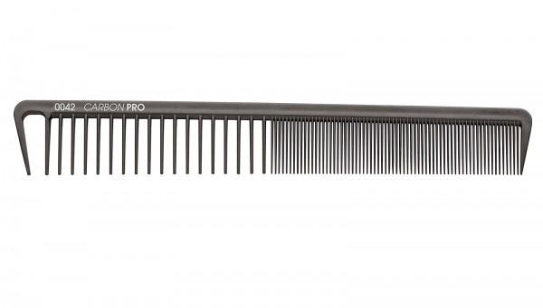 Friseurkamm, 20 cm Carbon-Schneidekamm