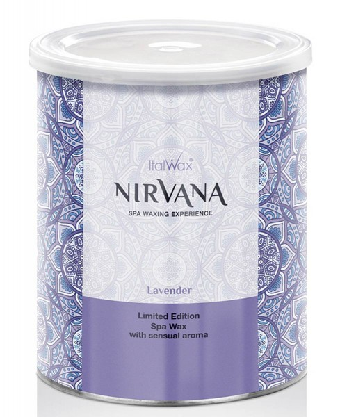 Warmwachs Nirvana Lavendel Italwax Wax Dose 800g