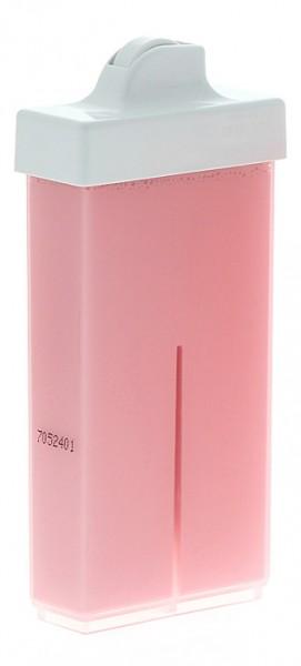Wachspatrone Rosa Premium - Mini 8mm kleiner Rollkopf