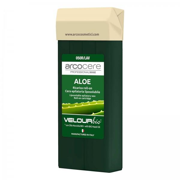 Wachspatrone Aloe Vera arcocere, 100 ml