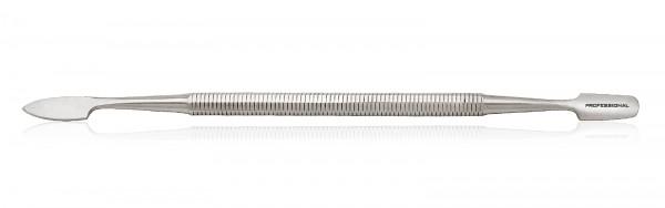 13 cm Nagelhautschieber aus Edelstahl, Doppelinstrument