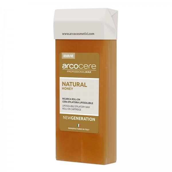 Wachspatrone Natural Honey Fluid arcocere, 100 ml
