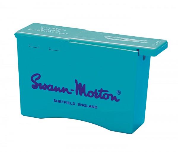 Skalpellklingen Abwurfbox Entsorgungsbox zur sicheren Entfernung von Klingen, Swan Morton