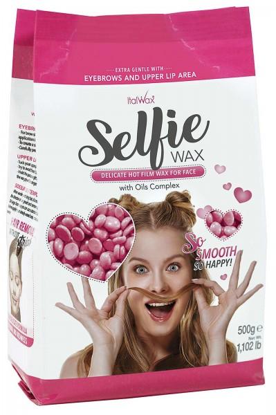Filmwachs Gesicht Selfie Crystal Italwax Hot Film Wax Wachsperlen,