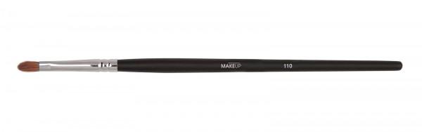 Lippenpinsel, Make-up Pinsel aus Marderborste