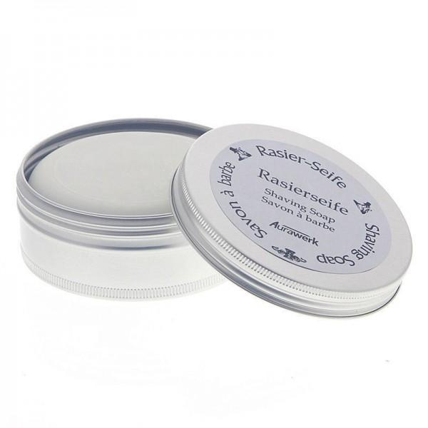 Rasierseife 100g Seife für die Rasur in Alu-Dose