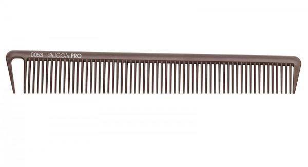 Friseurkamm, flexibler Silikonkamm, 20 cm Schneidekamm