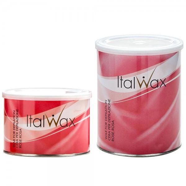 Warmwachs Rose - Rosa Italwax Classic,
