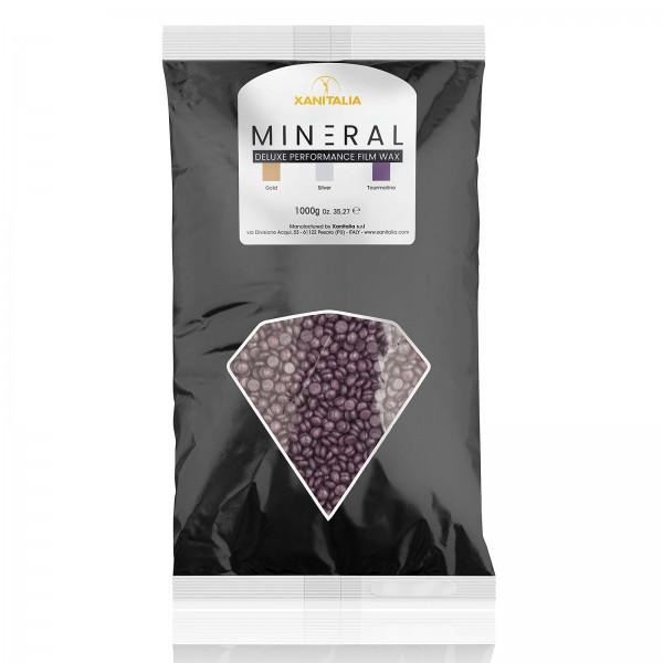 Wachsperlen Tourmalin Mineral Performance Film Wax, Xanitalia 1000g