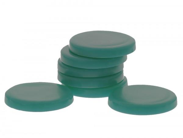Azulen Wachs-Scheiben, Warmwachs-Taler , Wachstaler SkinSystem 1 kg
