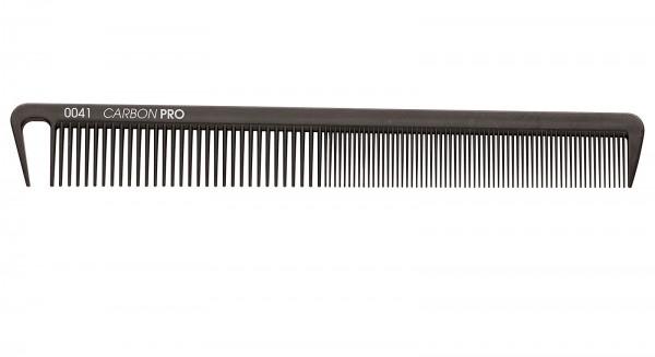 Friseurkamm, 18 cm Carbon-Schneidekamm