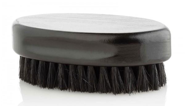 Bürste mit Naturborsten groß - oval