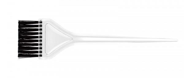 Färbepinsel, großer Flachpinsel - ultraweiche Nylonborsten